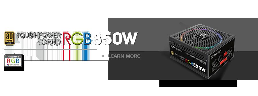 Resultado de imagen para Toughpower Grand RGB 850W